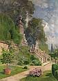 Ludwig Hans Fischer (Salzburg 1848-1915 Wien) Im, Ludwig Hans Fischer, Click for value