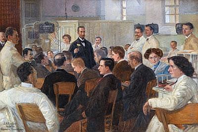 Johann Michael Kupfer (Schwabach 1859-1917 Wien)