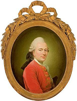 Alexander Roslin (Malmö 1718 - 1793 Paris),