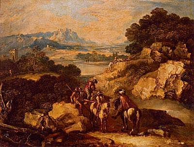 Antonio Maria Marini (1668 - 1725) Horsemen in a