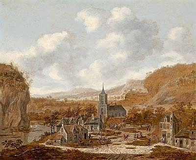 Dionijs Verburgh ( c. 1655 - prior to 1722