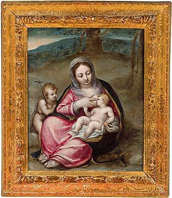 Marcello Venusti (Como 1512/15 - 1579 Rome /