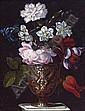 Caspar Hirscheli (Prague 1698 - 1743) Still life, Caspar Hirschely, Click for value
