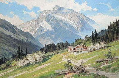 Ernst Carl Walter Retzlaff (Berlin 1898-1976)