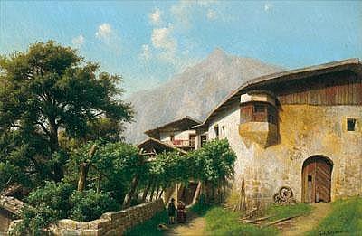 Ferdinand Lechner (born Berlin 1855)