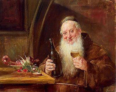 Ernst Nowak (Troppau 1851-1919 Vienna) Peace of