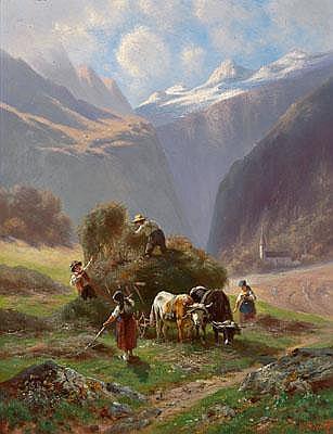 Robert Schietzold (Dresden 1842-1908 Munich)