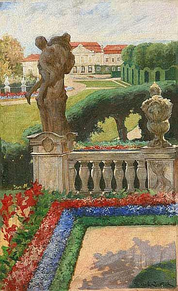 Jakeš Jindrich (Prague 1867 - 1909 Prague) -