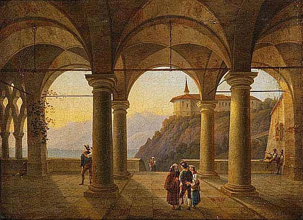 Schulz Alois Gustav (Prague 1805 - 1860 Prague) -