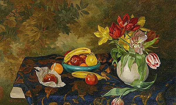 Multrus Josef (Prague 1898 - 1957 Prague) A Still