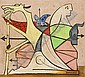 Probably a Spanish Painter from around 1950 A, Honorio García Condoy, Click for value