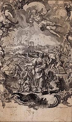 Gottfried Bernhard GÖTZ(Welehrad, Mähren 1708 -