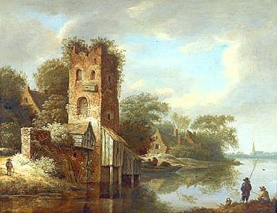 Roelof van Vries (Haarlem c. 1631 - after 1681)