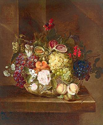 Jan van der Hecke (Warmond 1620 - 1684 Antwerp),