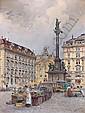 Ernst Graner(Werdau, Saxony 1865-1943 Vienna) A