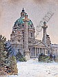 Ernst Graner(Werdau, Saxony 1865-1943 Vienna) St.