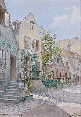 Richard Moser(Vienna 1874-1924)