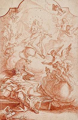 Johann Georg Bergmüller(1688-1762), attributed to,