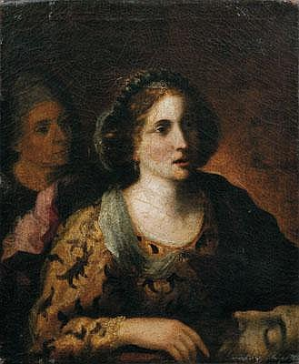 Ription Girolamo Forabosco (Padua c. 1605 - 1675