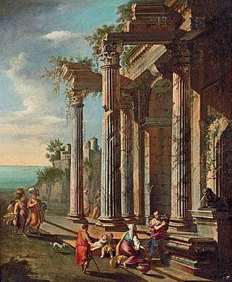 Ription Alberto Carlieri (Rome 1672 - after 1719)