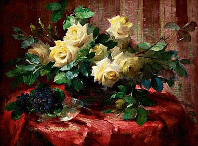 Frans Mortelmans (Antwerp 1865-1936) Still Life