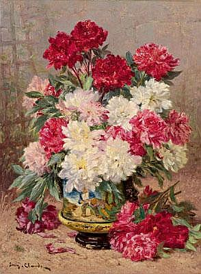 Eugene Claude (Toulouse 1841-1922) A Bunch of