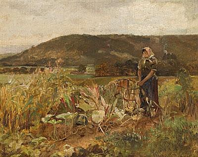 Emil Jakob Schindler (Vienna 1842-1892 Westerland