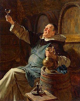 Eduard Grützner (Großkarlowitz 1846-1925 Munich) A
