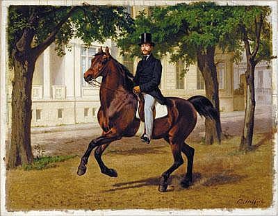 Carl Constantin Steffeck (Berlin 1818-1890)