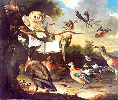 Old Master Painting By: