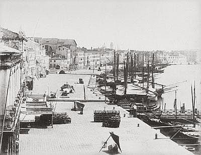 Carlo Naya (Italy 1816-1882) Ricordo di Venezia,
