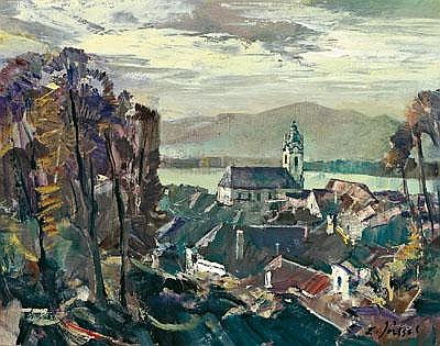 Eugen Jussel (Satteins, Vorarlberg, 1912 - 1987)