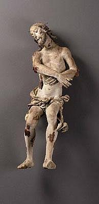 Schmerzensmann um 1700 Johann Meinrad