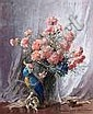 19th Century Painting by Adrienne Henczne Deak, Adrienne Henczne Deak, Click for value