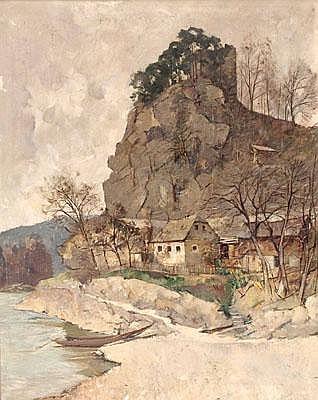 Anton Lutz (Prambachkirchen 1894-1992 Linz)