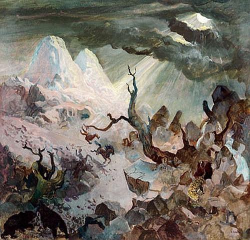 Oskar Laske(Czernowitz 1874-1951 Vienna)