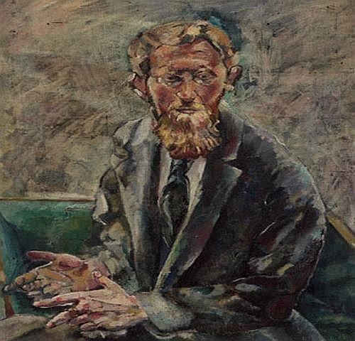 Felix Albrecht Harta(Budapest 1884-1967 Salzburg)