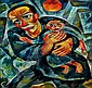 Carry Hauser(Vienna 1895-1985) Man with child and, Carry Hauser, Click for value
