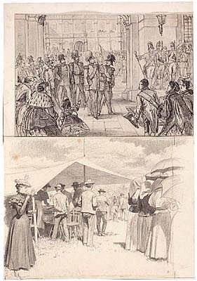 Felician de MYRBACH, Rheinfeld(Zaleszczyki 1853 -