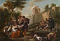Dirk Helmbreker (Haarlem 1624-1696 Rome)