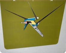 Omar Barquet, Spatial Object #17 (2008)