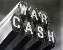 Gonzalo Fuenmayor, War Cash LA (2017)