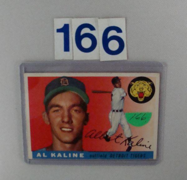 1955 TOPPS #4 AL KALINE - VG/EX