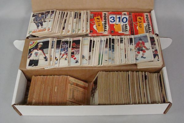 (3) 1989 TOPPS FOOTBALL TRADED SETS -