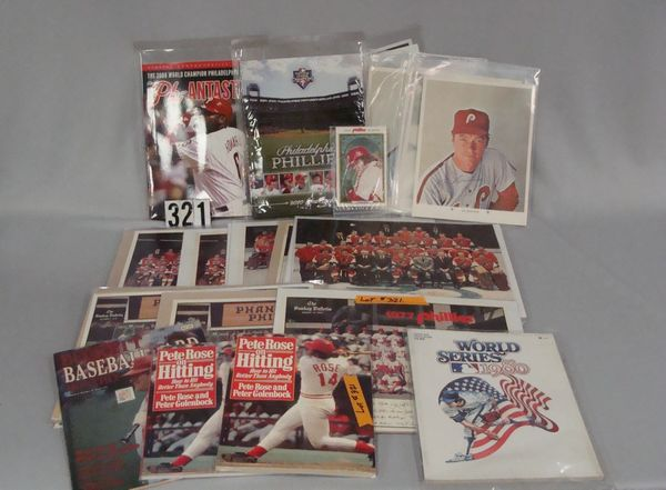 PHILLIES ITEMS & MORE: SUNDAY BULLETIN TEAM