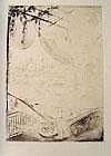 HEUBNER, Friedrich (1886-1974): 'Siesta', signiert