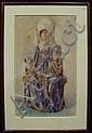 KRAUS, August (1868-1934): 'Anna selbdritt',, August Kraus, Click for value