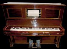 Steinway Duo-Art Upright Piano