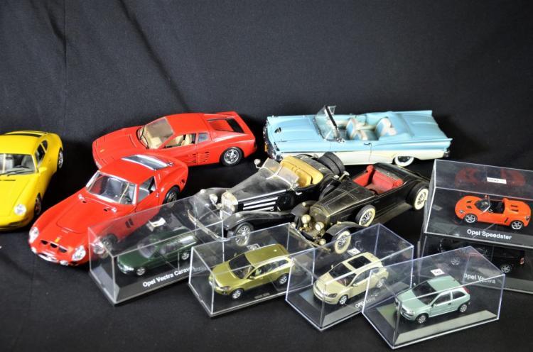 collection de 15 petites voitures de marques schuco burago. Black Bedroom Furniture Sets. Home Design Ideas