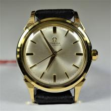 OMEGA Seamaster wristwatch. Automatic. Constellation in steel, crown in gold. Ref 2652-21 SC,...